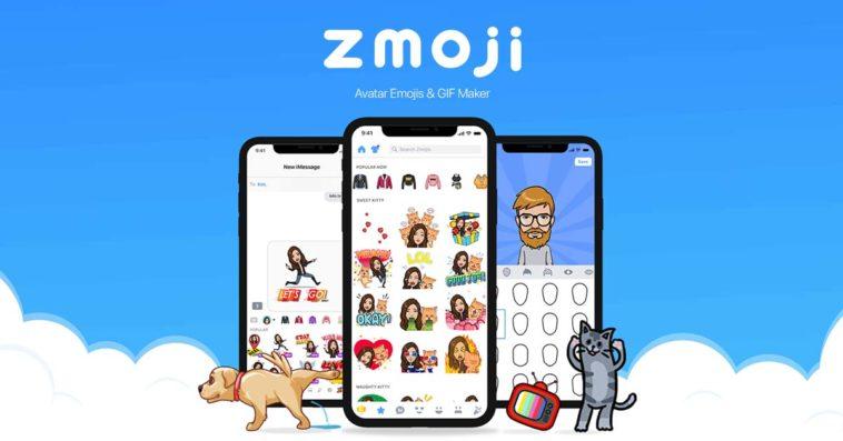 App Zmoji Cover