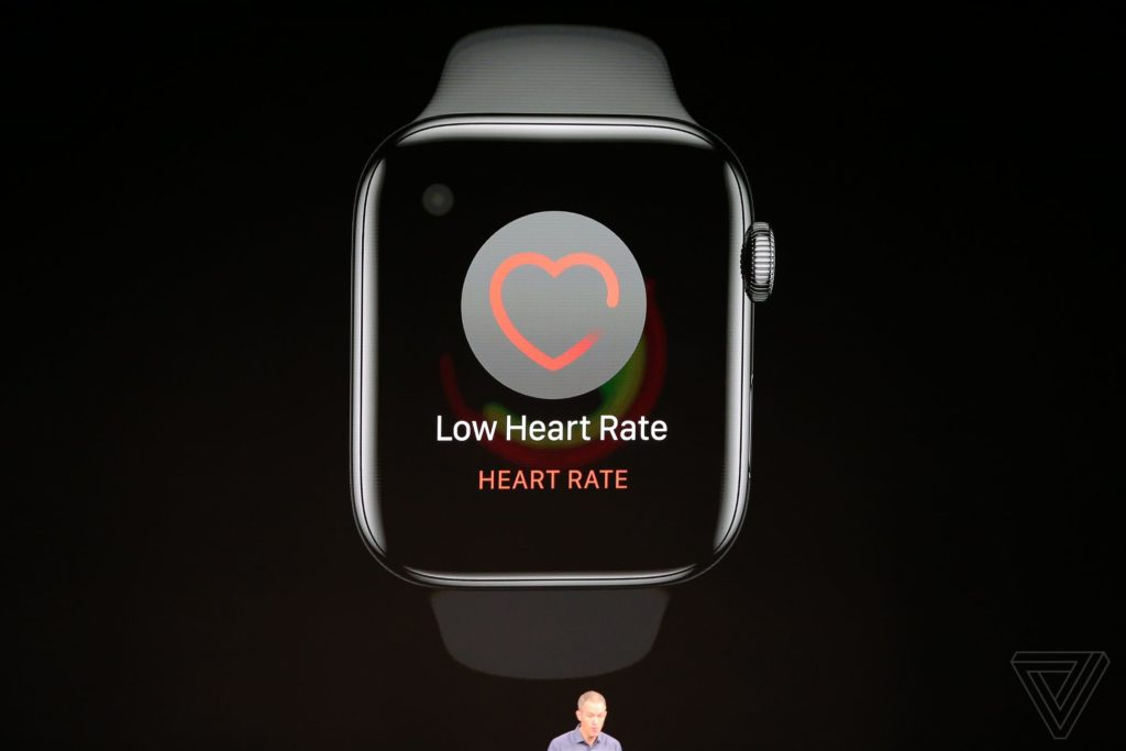 Apple Watch Heart Rate Low 1