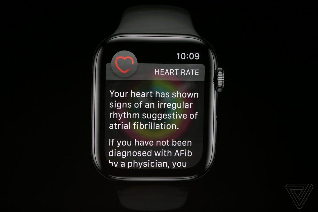 Apple Watch Heart Rate Low 2