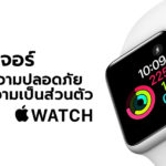 Apple Watch Scurity Privacy Feature
