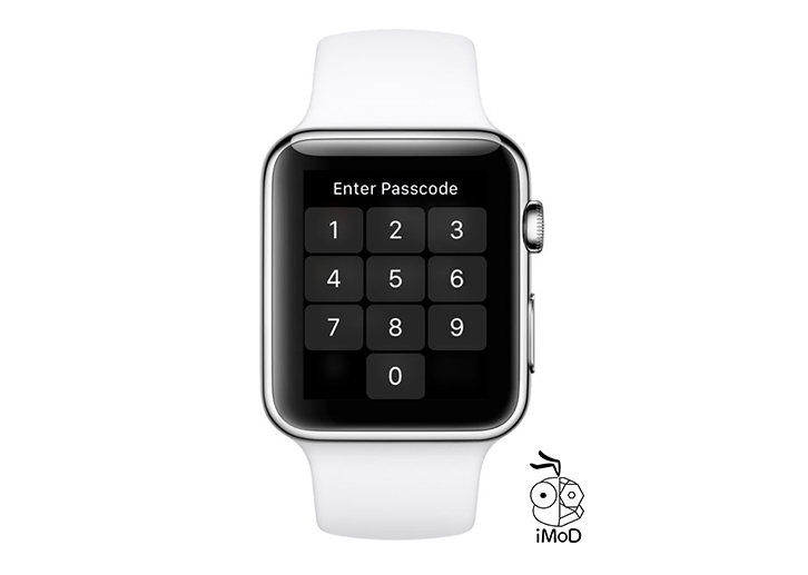 Apple Watch Scurity Privacy Feature 2