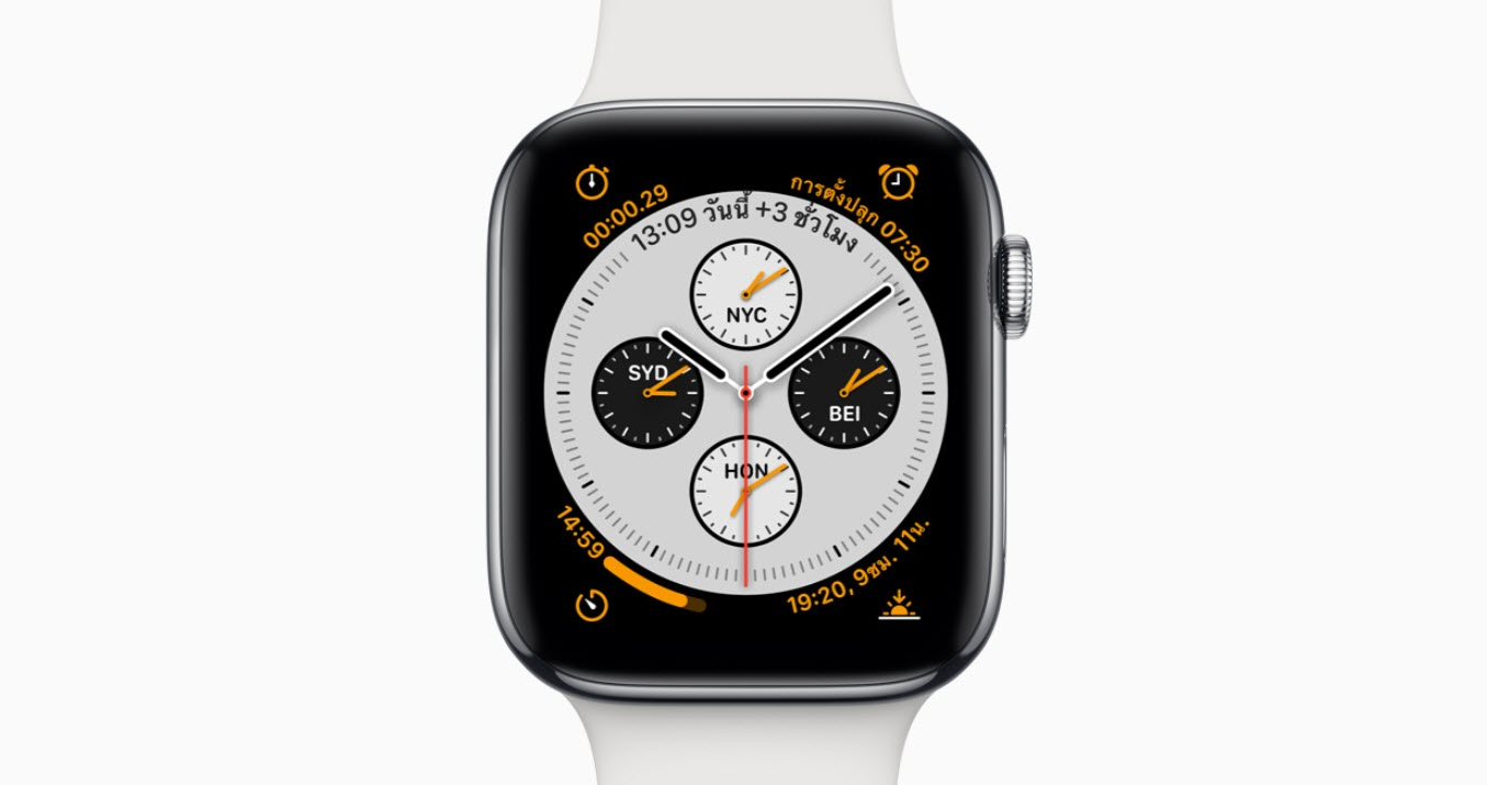 Apple Watch Series 4 Img 9