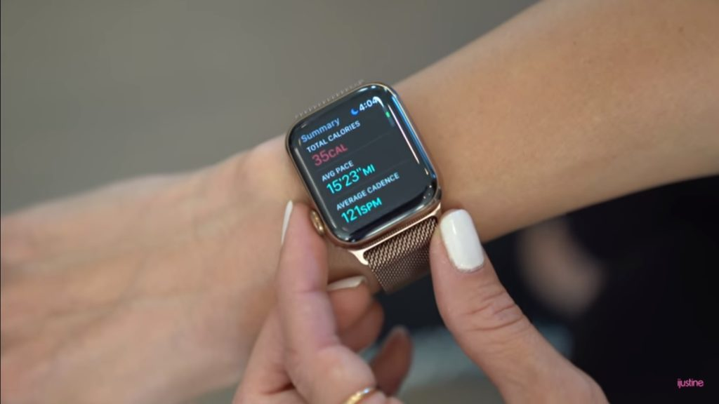 Apple Watch Series 4 Unboxing Youtuber 14