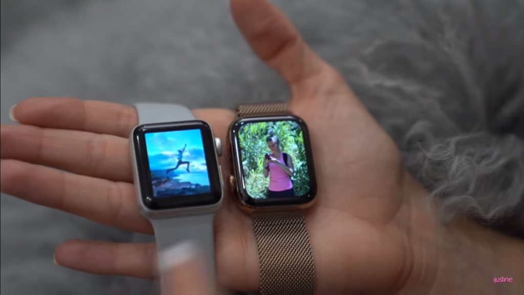 Apple Watch Series 4 Unboxing Youtuber 9