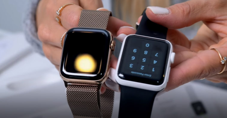 Apple Watch Series 4 Unboxing Youtuber Cover