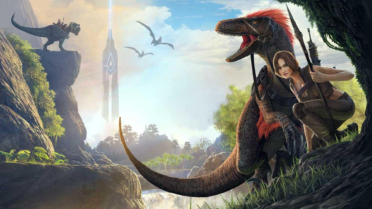 Ark Survival Evolved Cover2