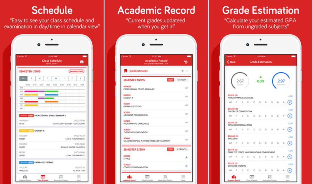 Au Spark App On Appstore Thailand Developer 1