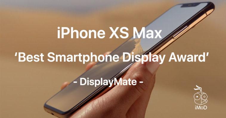 Displaymate Iphone Xs Max Display