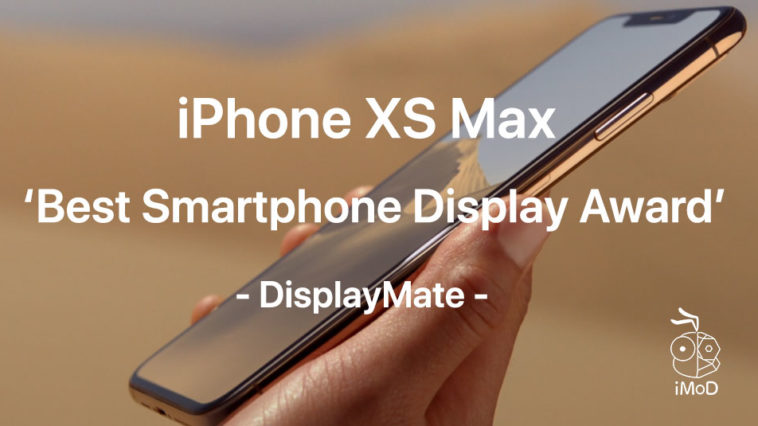 Displaymate Iphone Xs Max Display
