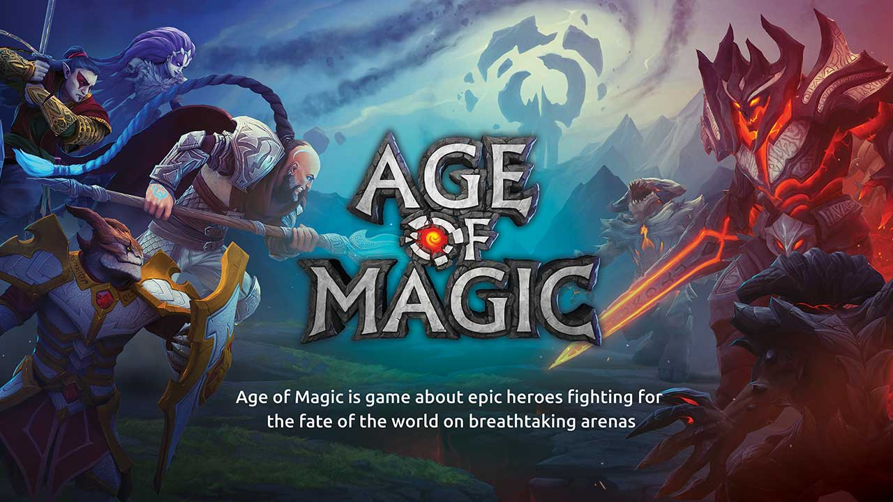 Game Age Of Magic Cover