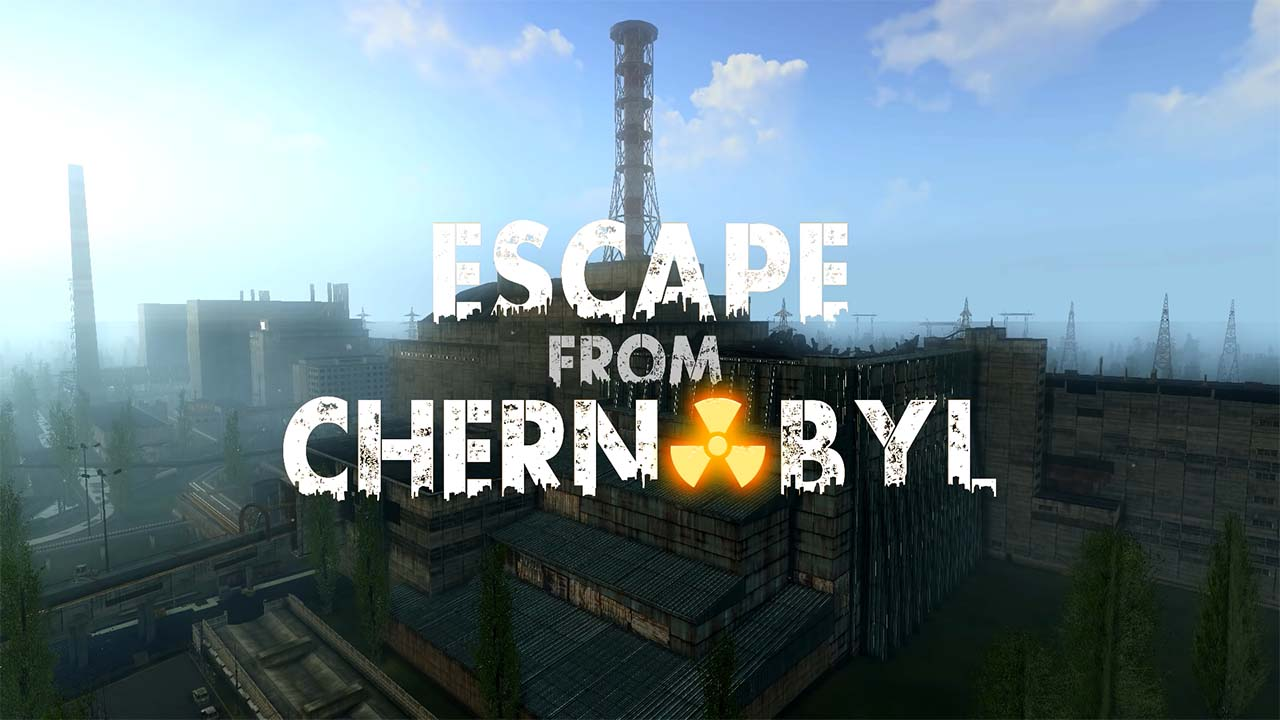 Game Escape From Chernobyl Cover