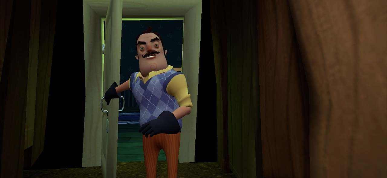 Game Hello Neighbor Content1