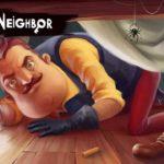 Game Hello Neighbor Cover