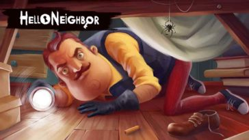 Game Hello Neighbor Cover