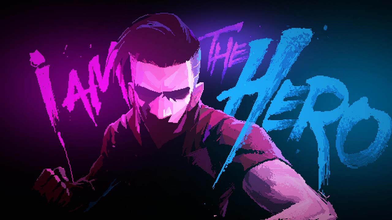 Game I Am The Hero Cover
