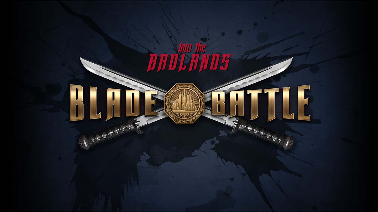 Game Into The Blade Battle Cover