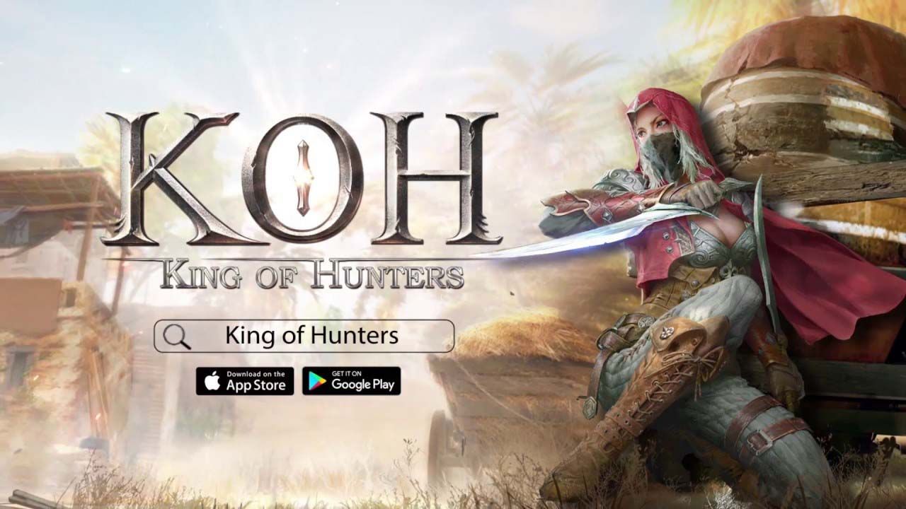 Game King Of Hunters Cover