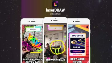 Game Laserdraw Cover
