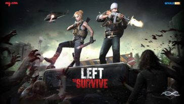 Game Left To Survive Cover