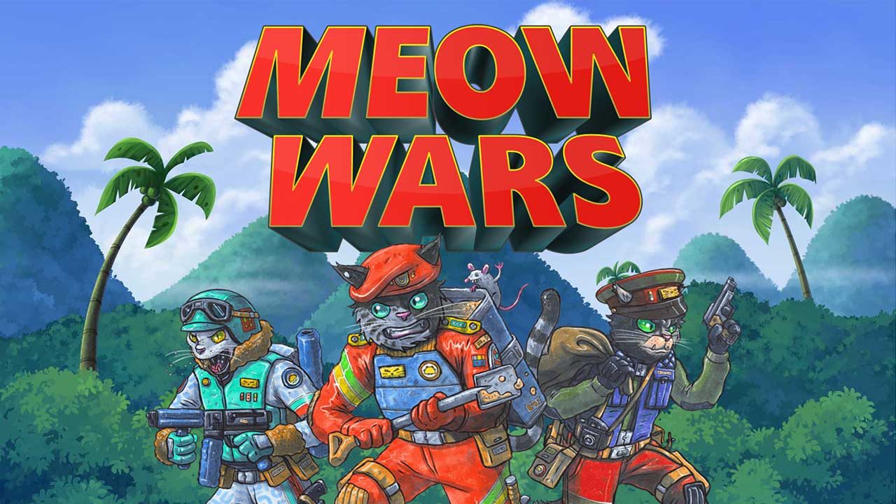 Game Meow Wars Cover
