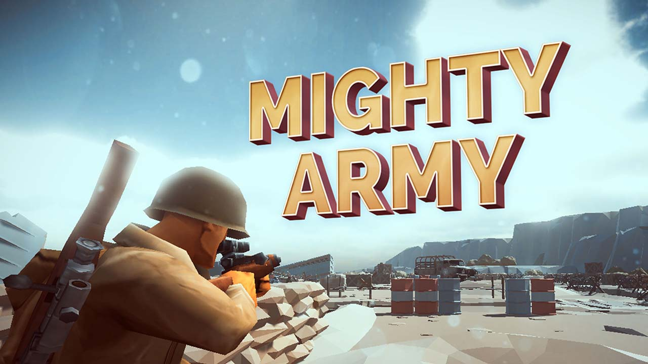 Game Mighty Army Cover