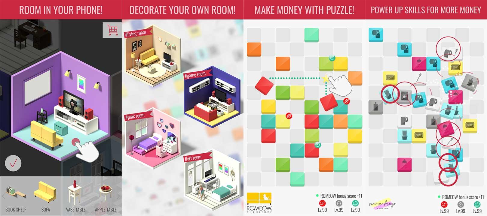 Game Oneroom Content1