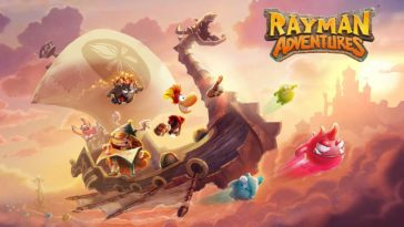 Game Rayman Adventures Cover