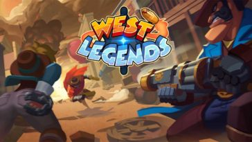Game West Legends Cover