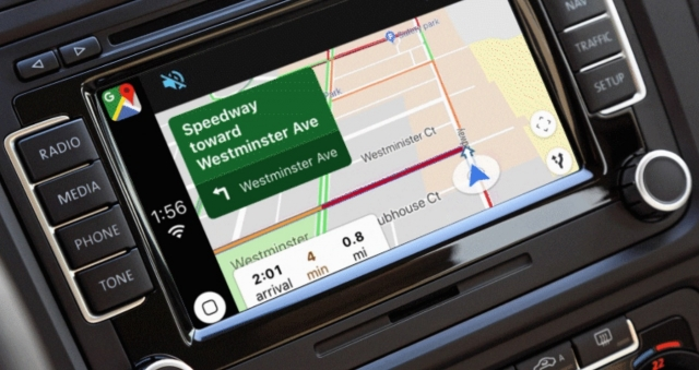 Google Maps Support Apple Carplay Release 1