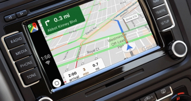 Google Maps Support Apple Carplay Release 2