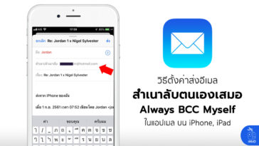How To Set Bcc Email Myself On Iphone Ipad
