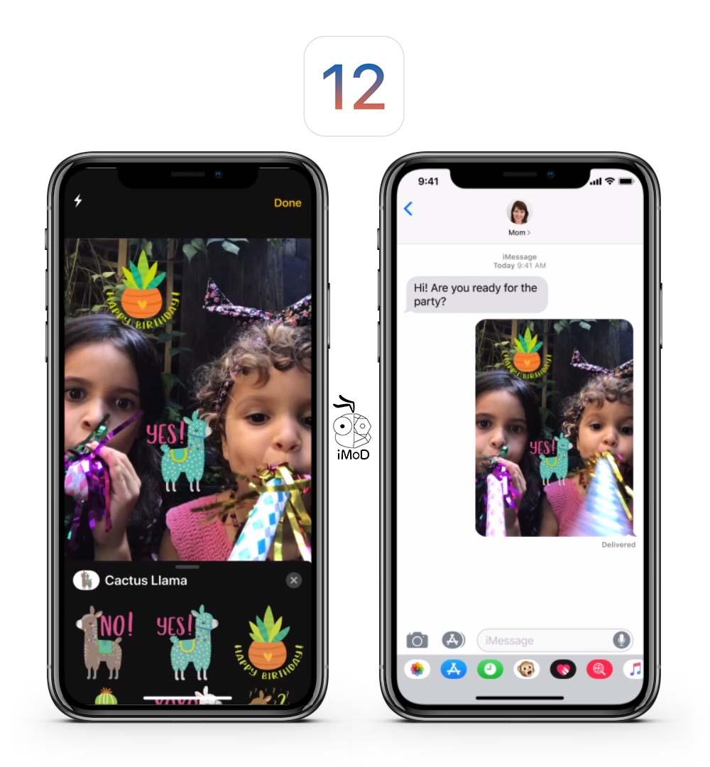 Ios12 Camera Effect 1
