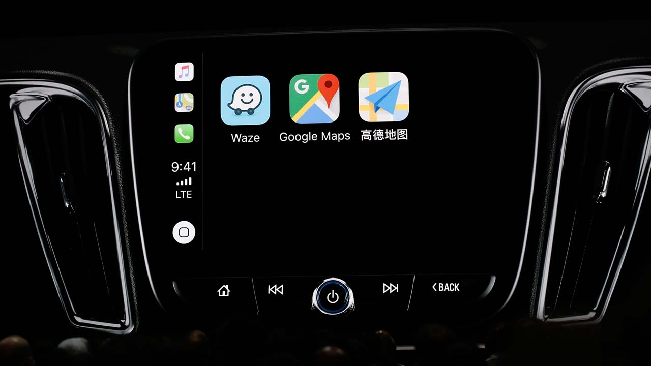 Ios12 Carplay 1