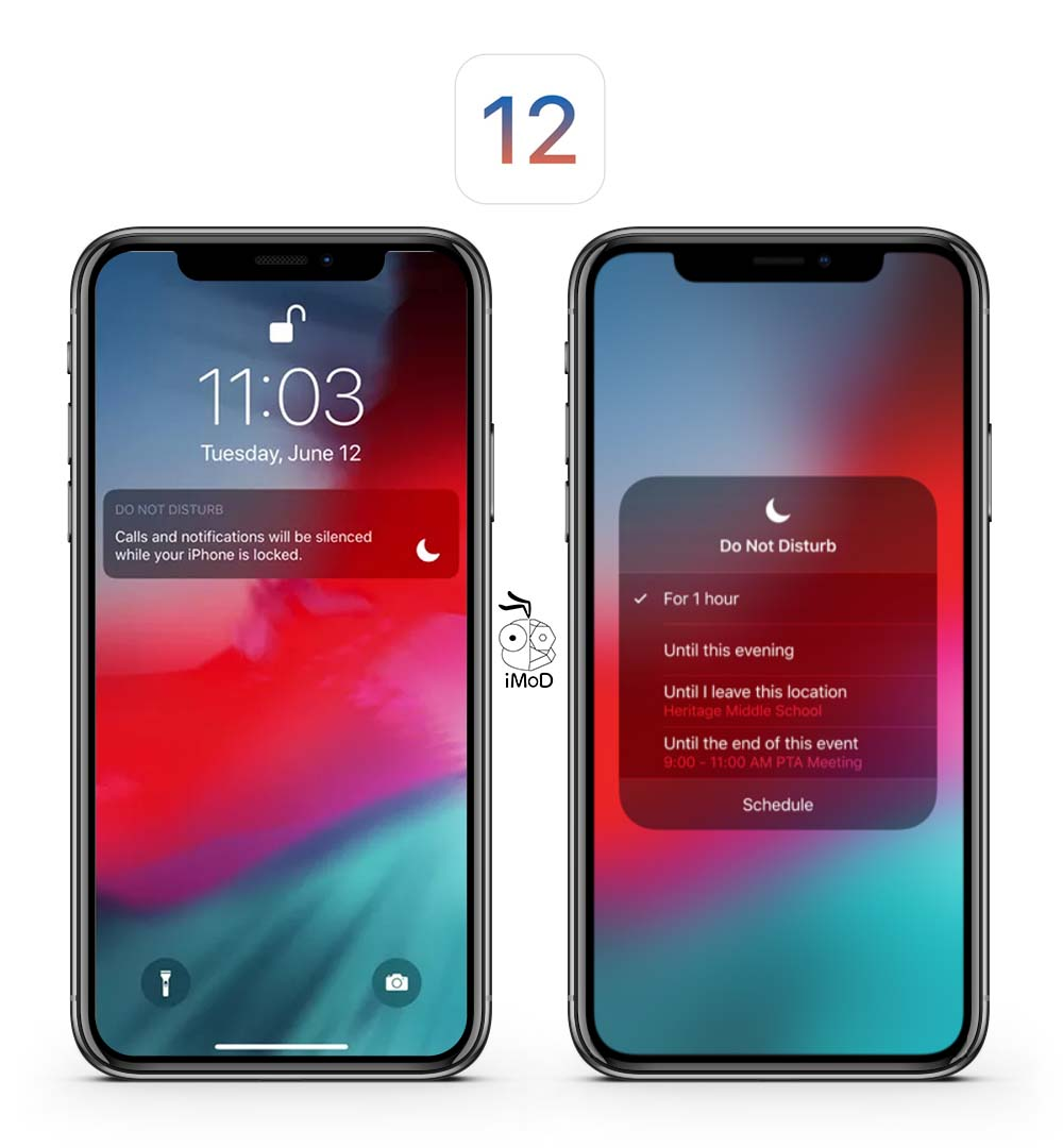 Ios12 Do Not Disturb 1