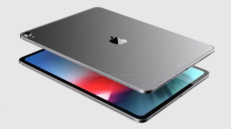 Ipad Pro 2018 Renders