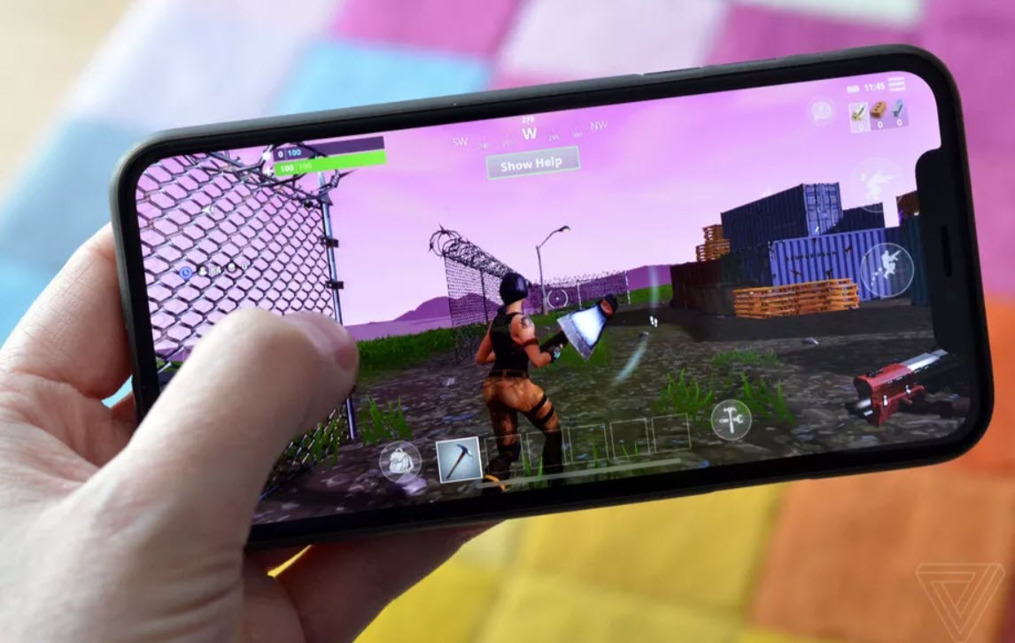 Iphone X Game