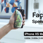 Iphone X Iphone Xs Iphone Xs Max Face Id Speed Test