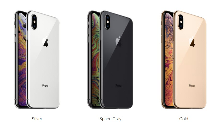 Iphone Xs Color