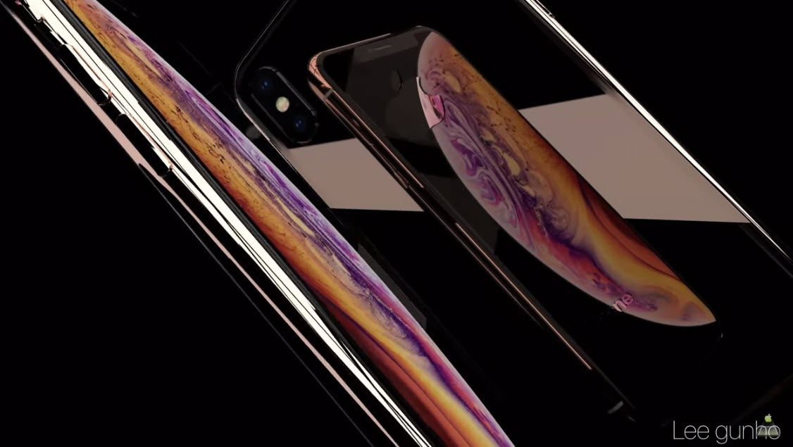 Iphone Xs Concept Video 1