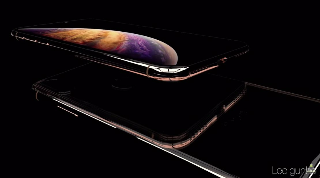 Iphone Xs Concept Video 2