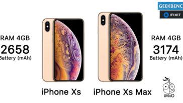 Iphone Xs Iphone Xs Max Ram 4gb Cover