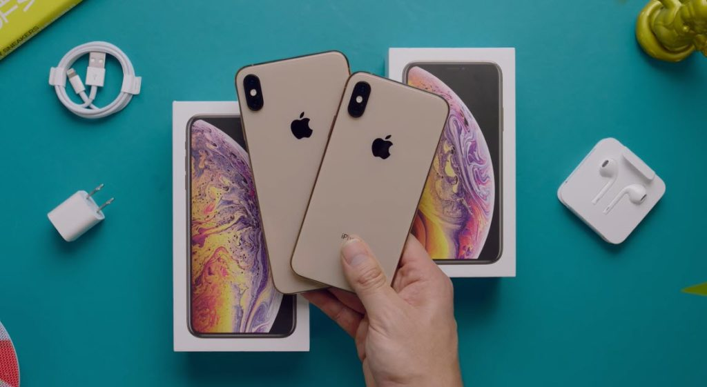 Iphone Xs Iphone Xs Max Unboxing By Jonathan Morrison 3