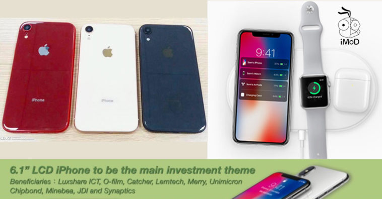 Ming Chi Kuo Apple Product 2018 Predicted Iphone Lcd 2018 Cover