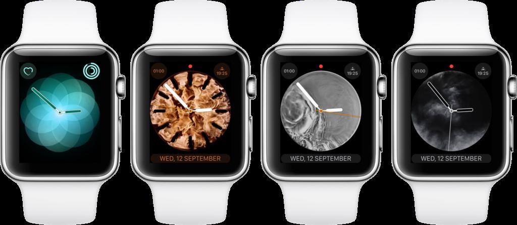 New Apple Watch Face Apple Watch Series 4 Watch Os 5 1