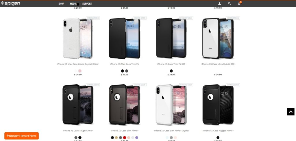 Spigen Prepare Sell Iphone Xs Iphone Xs Max Case Glass 3