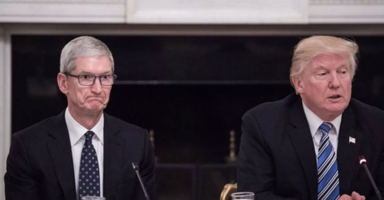 Tim Cook Thrump