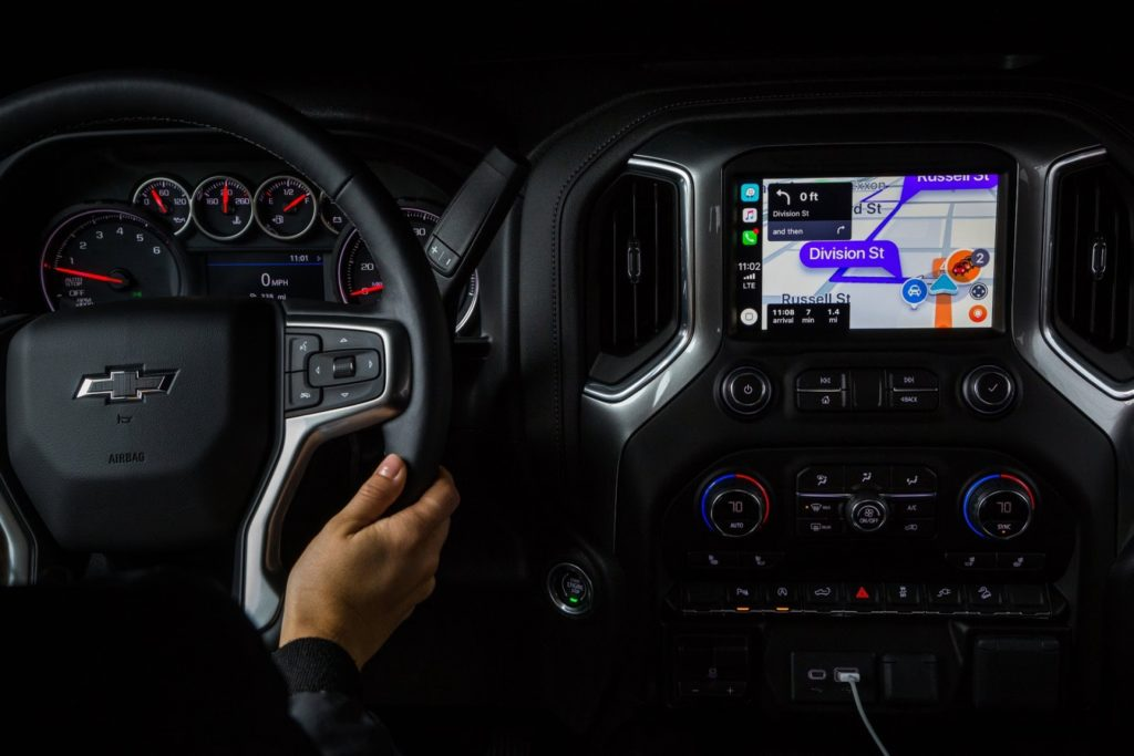 Waze Update Support For Apple Carplay Ios 12 1