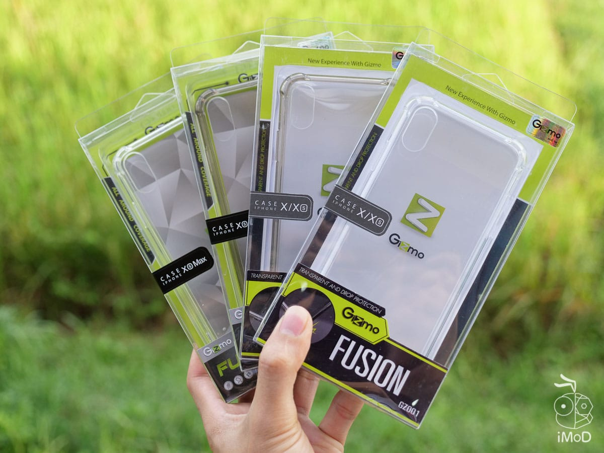 Gizmo Soft Fusion Iphonexs Iphonexr Case 1199495
