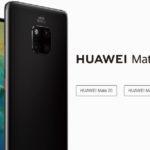 Huawei Mate 20 Series Cover