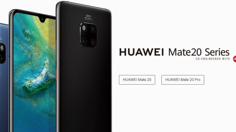 Huawei Mate 20 Series Cover
